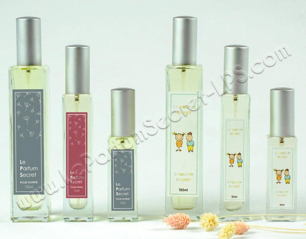 Perfumes le parfum secret baratos