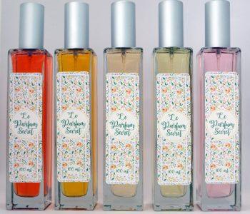 aromas florales LPS
